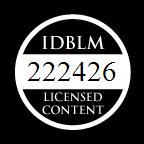 IDBLM 222426 Licensed Content